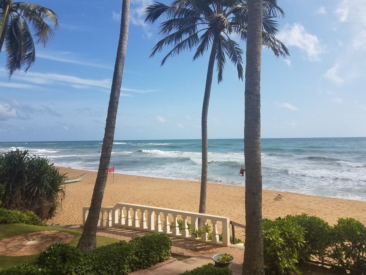 Reader Success Story! A Vacation to Sri Lanka Using Chase Points!