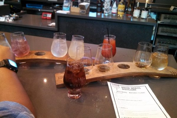 Reader Success! 2-for-1 Flights to Portland and Free Spirits Tasting Thanks to Priority Pass!