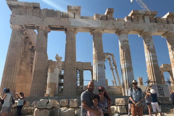 Reader Success! $29,000+ Vacation to Greece on a First-Time Miles & Points Redemption!