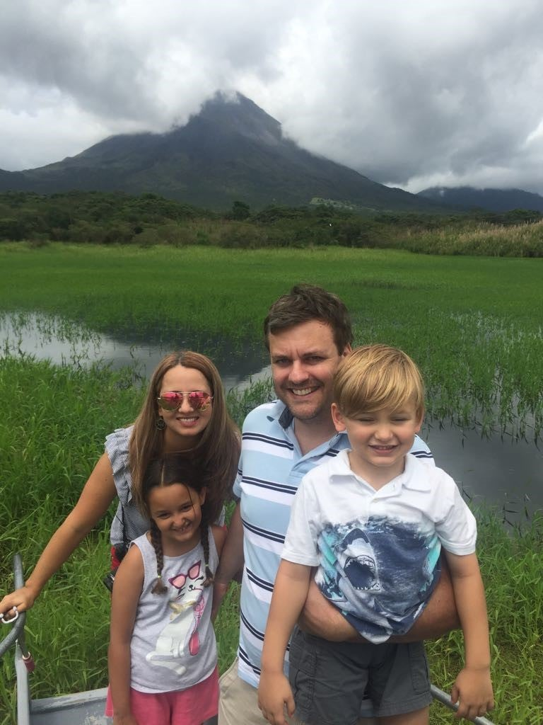 A 16-Year Rewards Credit Card Veteran Used Marriott and Southwest Points for a 7-Night Family Vacation to Costa Rica!