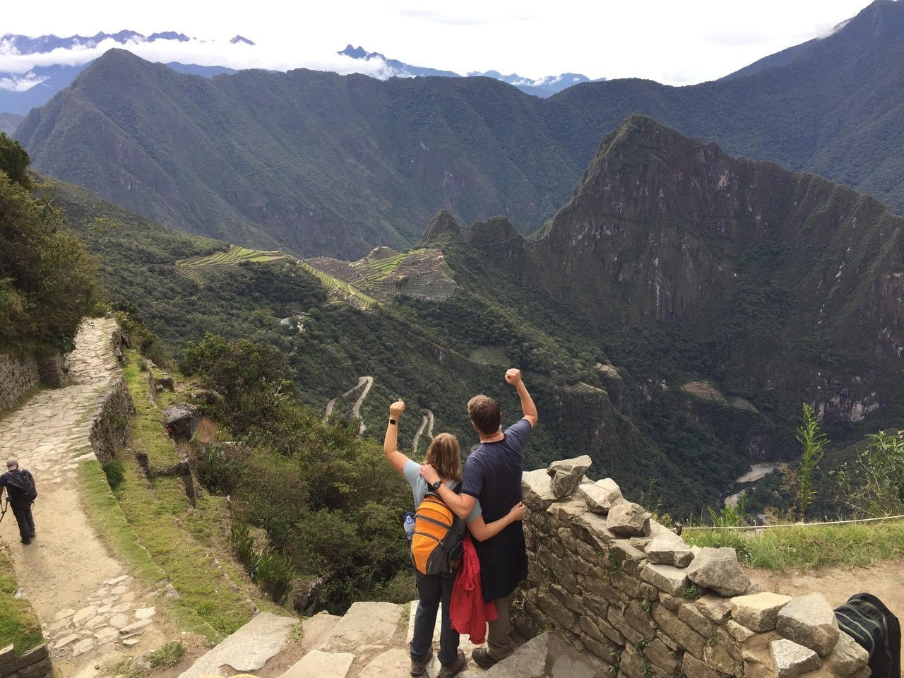 Reader Success:  Birthday Festivities With a Round-Trip Flight to Machu Picchu in Business Class Seats!