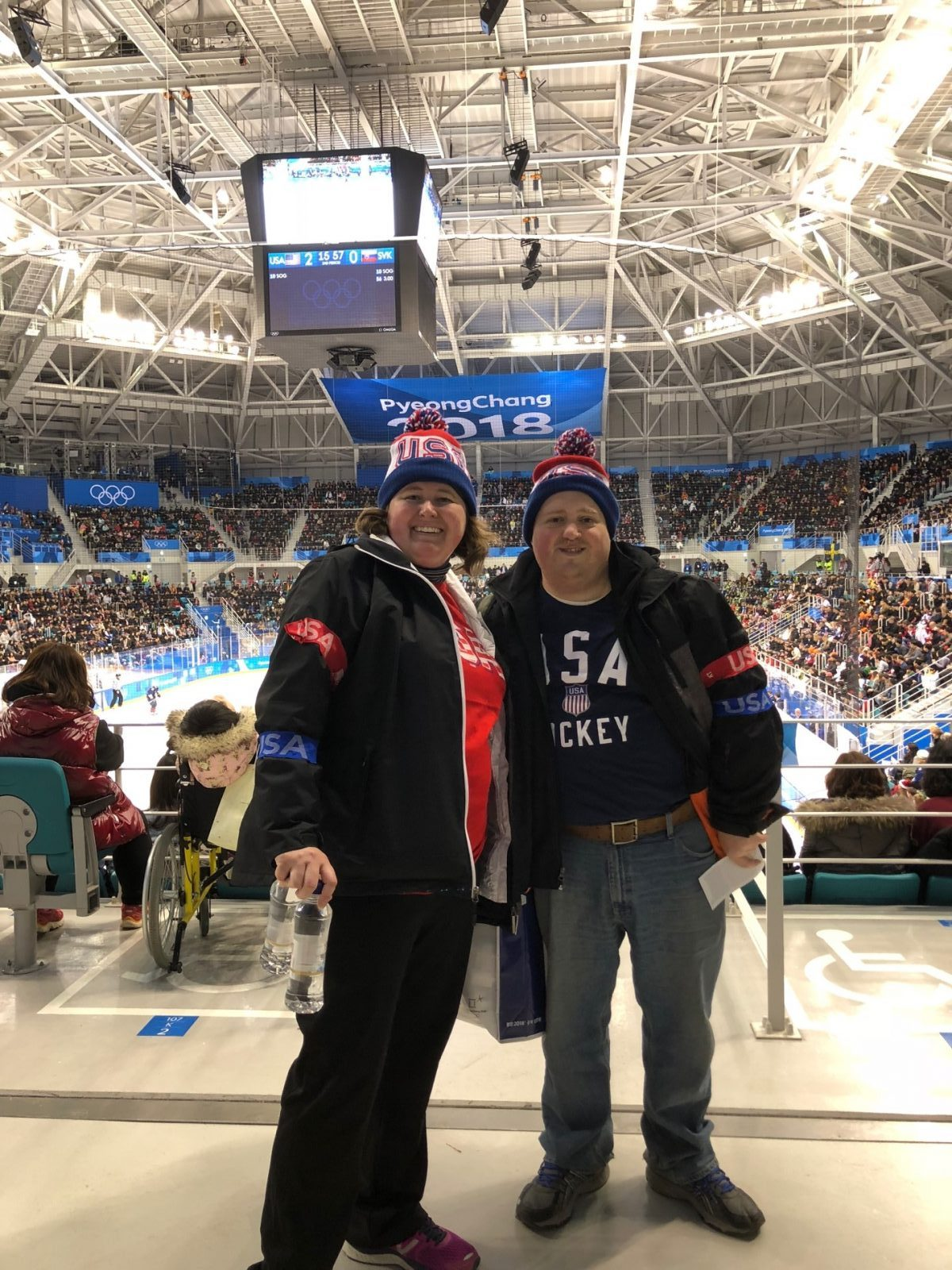 Success! An Unforgettable Trip to the Olympics, Taking in the History and Culture of Korea, And More!