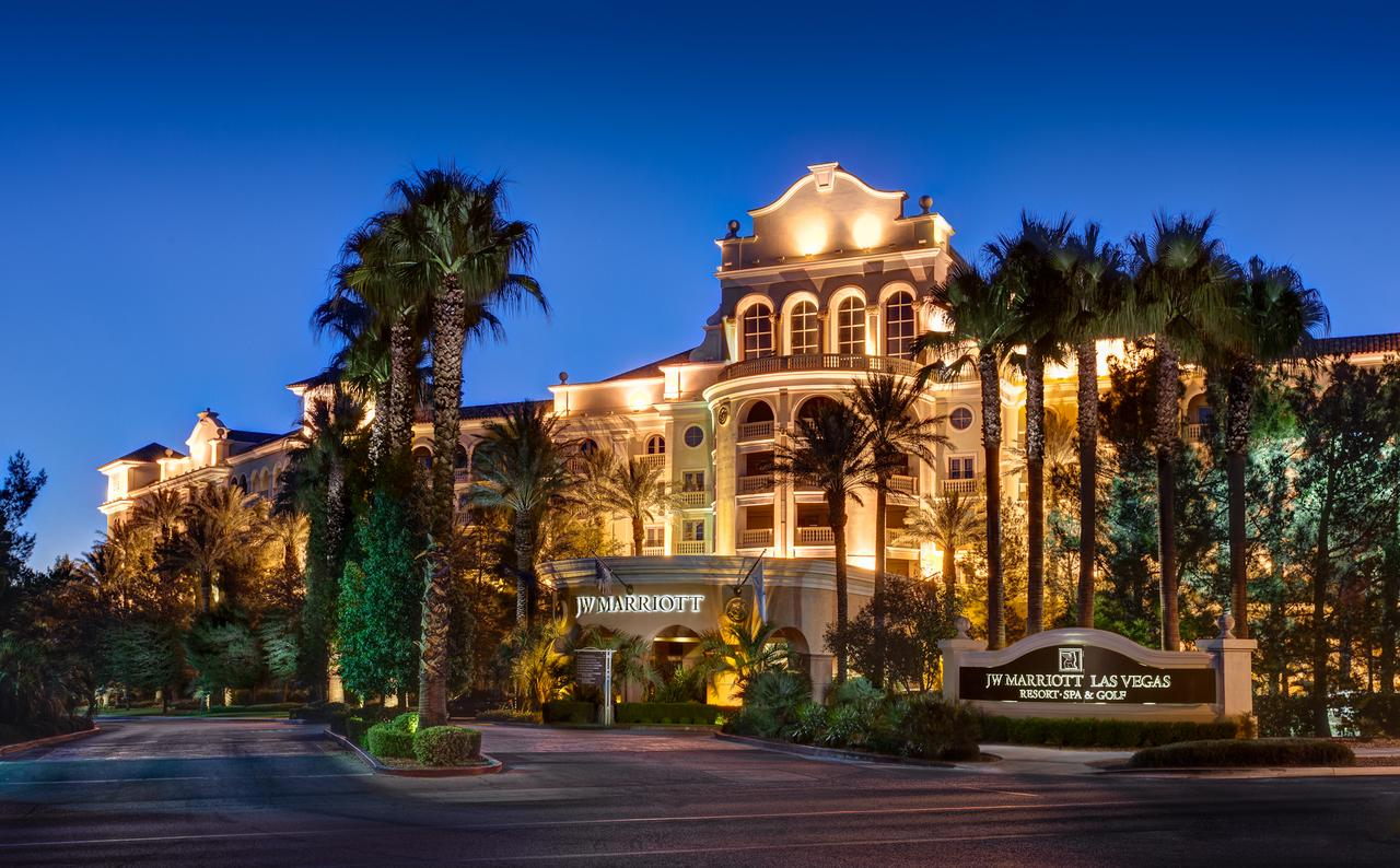 Stay at JW Marriot for Free with Points in Las Vegas