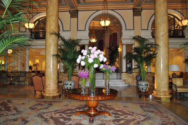 Willard InterContinental - Lobby during day