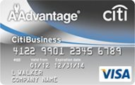 Citi Business AAdvantage Visa
