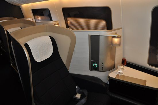 British Airways First Class - Trip Report