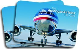 Save 10% On American Airlines Gift Cards