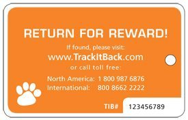 TrackitBack luggage