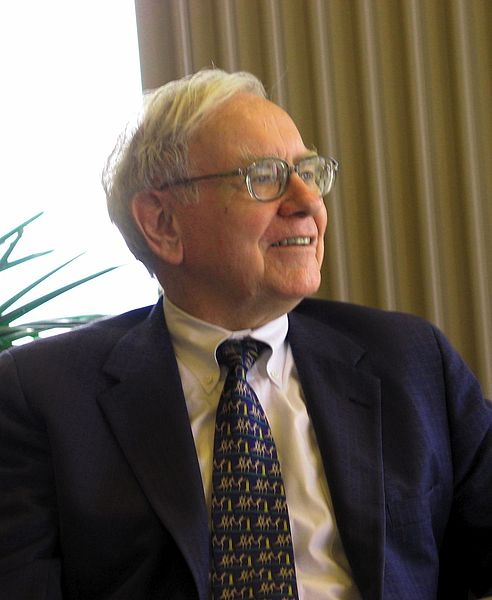 Warren Buffett – Creative Commons Image By Mark Hirschey