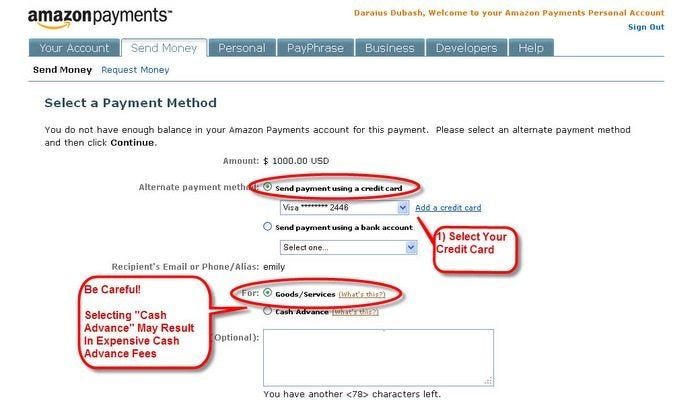 amazon payments impressum