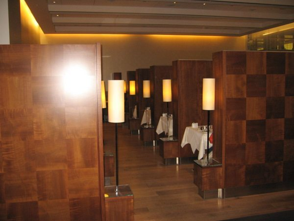Concorde Room - British Airways - Private Dining