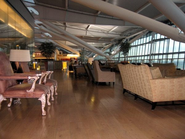 Concorde Room - British Airways 7