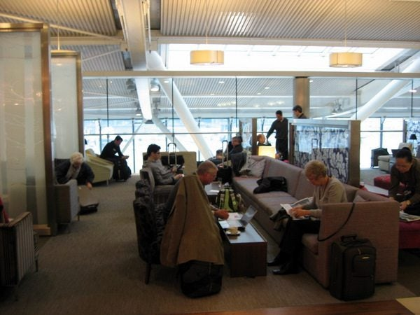 Galleries Lounge