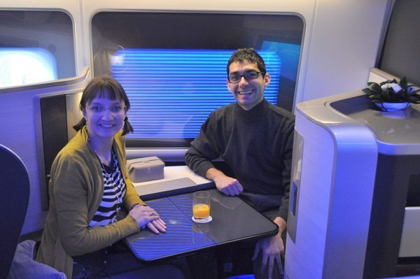 A First Class Passage To India – British Airways – (New) First Class – London to Mumbai, India