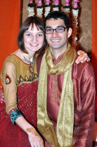 Indian Wedding 1