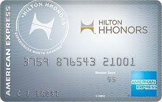 American Express Hilton Credit Card