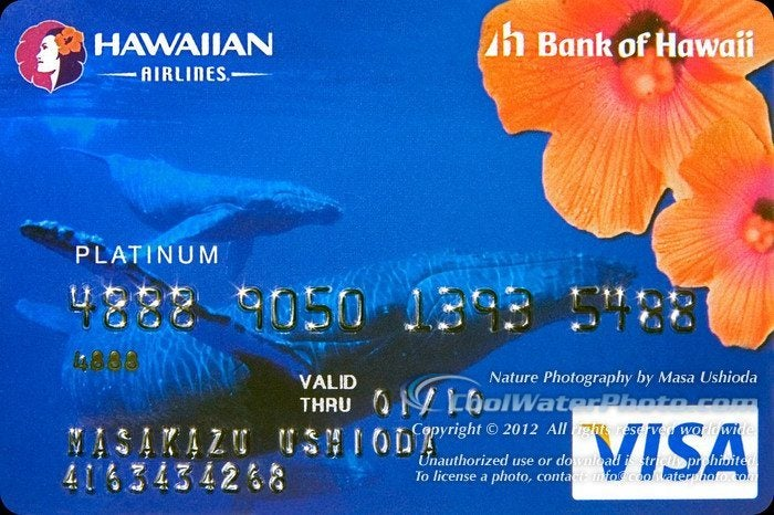 Bank of Hawaii Hawaiian Airlines Credit Card