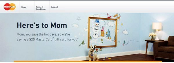 MasterCard Holiday Moments That Matter