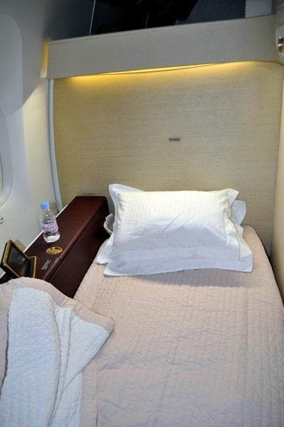 Jet Airways First Class