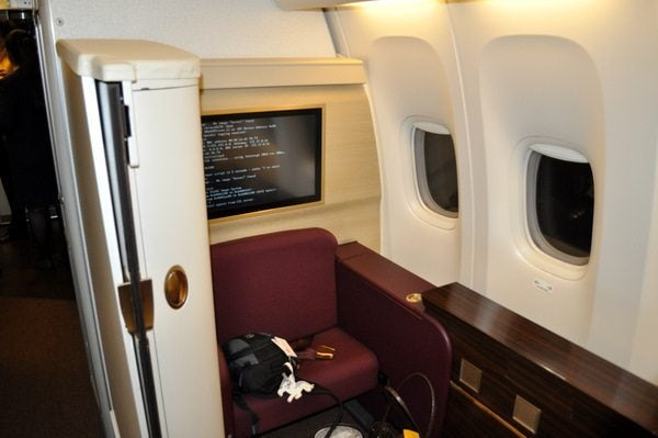 Jet Airways First Class | Million Mile Secrets