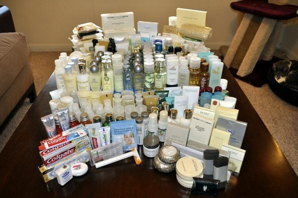 Toiletries Are A Significant Factor For Retaining Guests