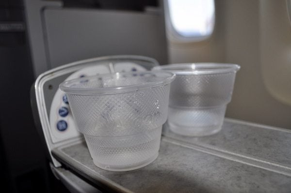 American Airlines Business Class