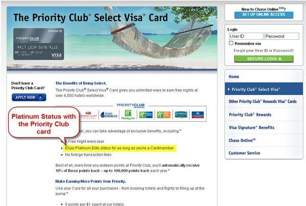 Credit Card Updates: Targeted United 65,000 Mile Card & Free Platinum Status with 80,000 Point Priority Club Card