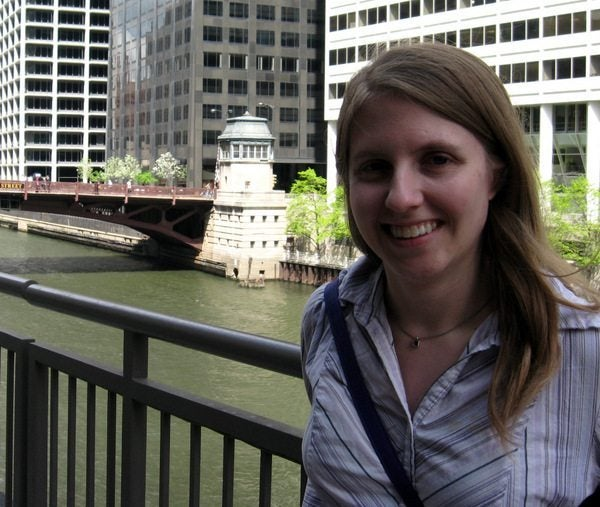 """…the world has become my backyard and all I have to do is go out and play in it."""