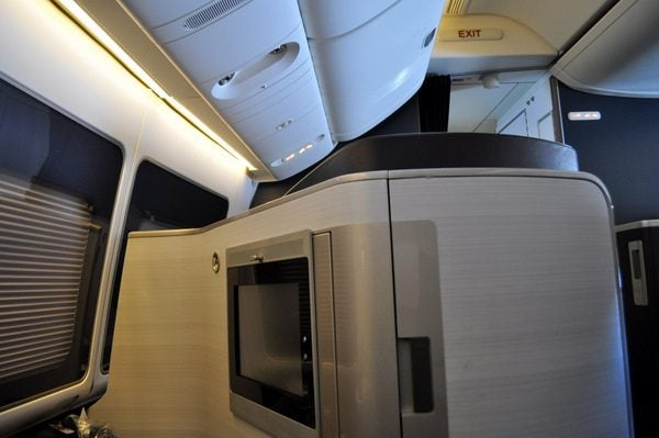 British Airways First Class Review 18