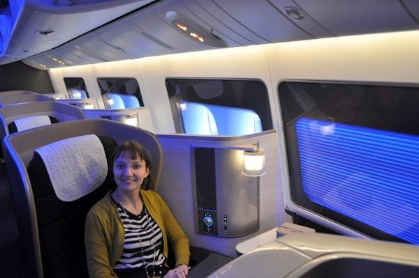 British Airways First Class Review 2
