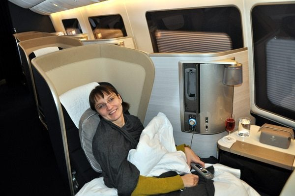 British Airways First Class Review 23