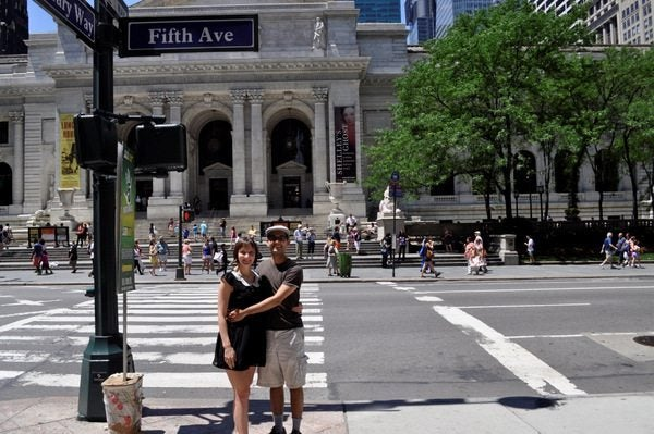 My Birthday Weekend in New York – Part 3: New York City