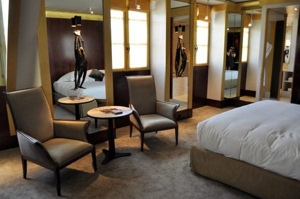 Park Hyatt Paris – Park Deluxe Room