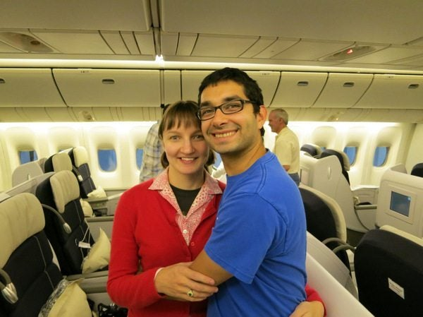 Our 2nd Honeymoon in Paradise – Air France Business Class – Los Angeles to Papeete