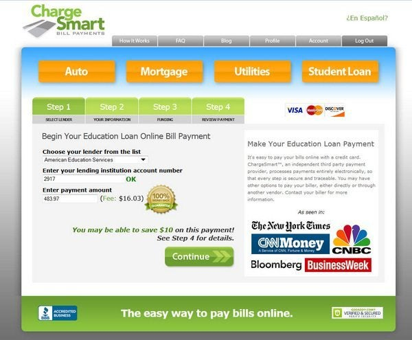 Credit Card Mortgage