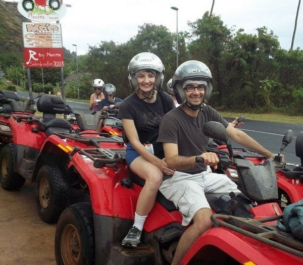 ATV Tour – Moorea