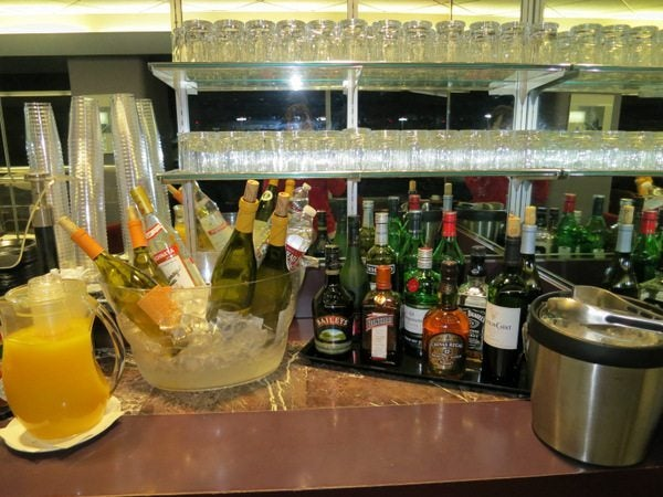 Air France Lounge – LAX