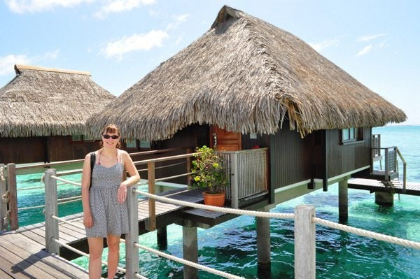 Hilton Moorea Rooms