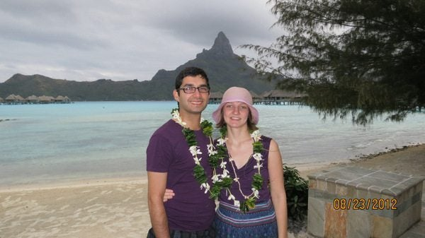 Our 2nd Honeymoon in Paradise – Bora Bora Airport To InterContinental Thalasso