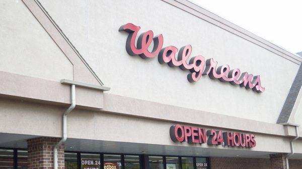 Walgreens Vanilla Reload