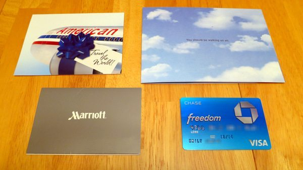 Some Airline & Hotel Gift Card Purchases Count Towards Chase Freedom 5X Bonus