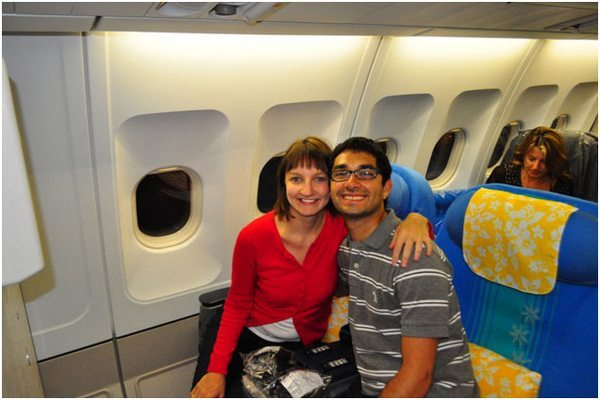 Our 2nd Honeymoon in Paradise – Air Tahiti Nui and Southwest Flights Home