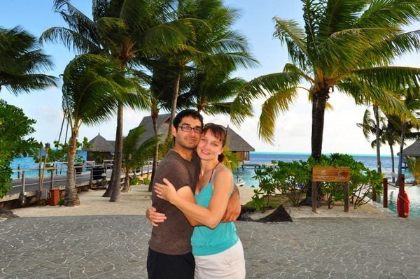 Our 2nd Honeymoon in Paradise – Hilton Bora Bora Nui