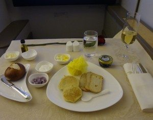 Points Envy's Caviar Death Match: Asiana vs. Cathay Pacific