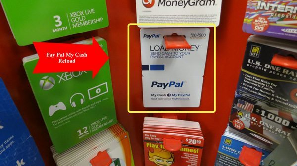 How To Take Paypal Money Out At Walmart