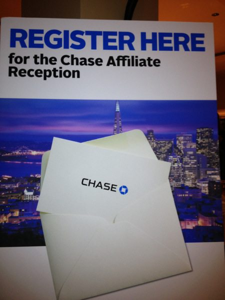 Meeting the Chase Team in San Francisco