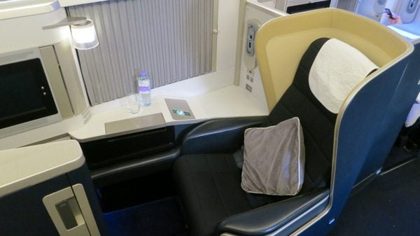 British Airways First Class Review
