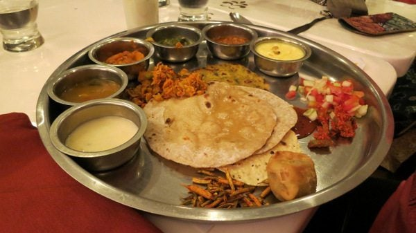 Eating in Bombay