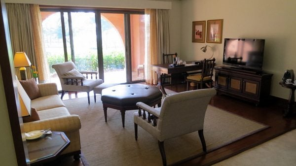 Park Hyatt Goa Suite