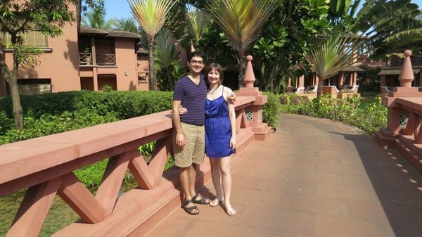 Mother-In-Law's First Trip to India: Park Hyatt Goa Resort & Spa